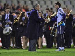 Perez und Casillas