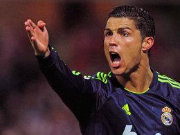 Cristiano Ronaldo traf in Granada ins eigene Tor.