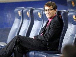 "Kehrt in ""La Liga"" zurück: Fernando Vazquez soll Depor retten."