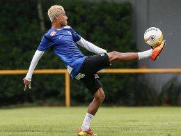 Zaubert Neymar bald an der Seite von Messi?
