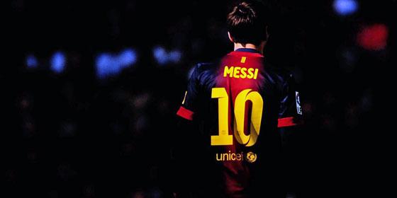 Lionel Messi will seine Karriere nicht in Barcelona beenden.