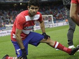 Für Spanien entschieden: Diego Costa gab Brasilien einen Korb.