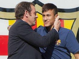 Rosell und Neymar