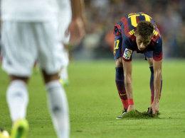 Barças Neymar war zuletzt mehr mit anderen Dingen beschäftigt als mit Fußball spielen.