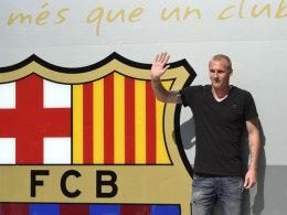 Verstärkung für die Defensive: Jeremy Mathieu ist der nächste Neuzugang beim FC Barcelona.
