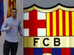 Der sechste Neue für den FC Barcelona: Thomas Vermaelen.