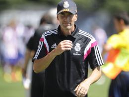 Zinedine Zidane trainiert aktuell die zweite Mannschaft von Real Madrid - und vielleicht irgendwann einmal die Equipe Tricolore.