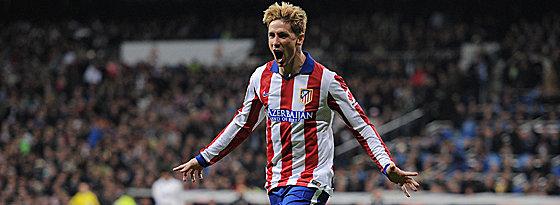 Erzielte zweimal nach Anpfiff nach wenigen Sekunden die Führung: Fernando Torres.