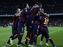 Lionel Messi (re.)