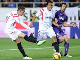Historischer La-Liga-Treffer: Iago Aspas schoss Sevilla gegen Espanyol spät zum Sieg.