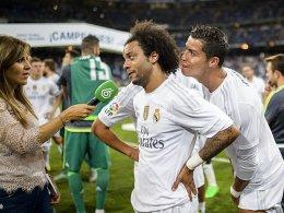 Kroos vs. Podolski - Marcelo schie�t Real zum Sieg