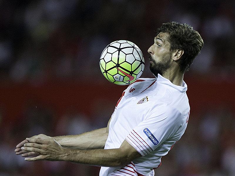 Sein Anschlusstreffer für Sevilla gegen Celta Vigo war zu wenig: Fernando Llorente.