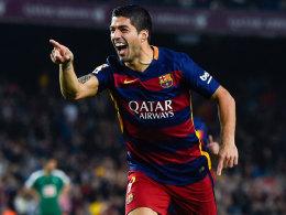 Suarez' Dreierpack am Jahrestag - Mustafi im Blickpunkt