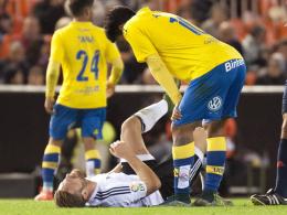 Wie schwer ist die Verletzung von Mustafi?
