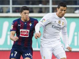 Bale und CR7 treffen - Valencias Nuno muss gehen