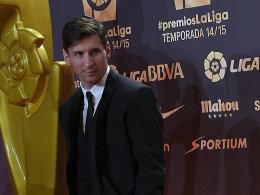 Messi ist der Beste, Ronaldo der Beliebteste
