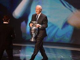 Del Bosque macht nach der EURO Schluss