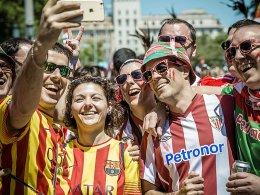 Und schon wieder: Bilbao gegen Bar�a