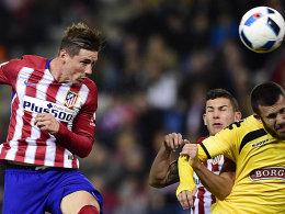 Wenig Tore, Unmengen an Gehalt: Für den Berater von Fernando Torres durchaus keine Schieflage.