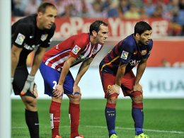 Showdown: Atletico bei Bar�a - Milliarden f�r Real?