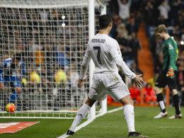 Wieder 6:0! Espanyol ist Real und CR7 nicht gewachsen
