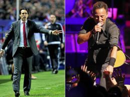 Unai Emery, Bruce Springsteen