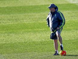 War schlanke 216 Tage bei Real Madrid im Amt: Ex-Coach Rafael Benitez hat sein Schweigen gebrochen.