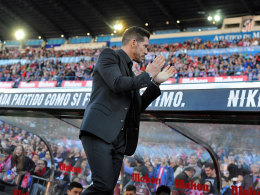 Favoriten? Simeone erkl�rt die