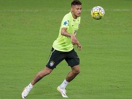 Fix: Neymar tritt bei den Olympischen Spielen an