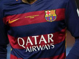 Erfolgscombo: Nike, Qatar Airways und der FC Barcelona.