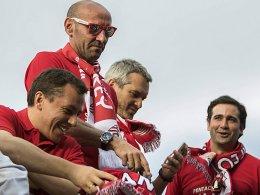 Wirbel um den Titelhamster: Lockt Mourinho Monchi zu United?