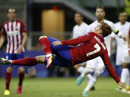 Atletico gratuliert sich: Griezmann bleibt!