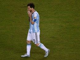 Steuerbetrug: 21 Monate Haft f�r Lionel Messi