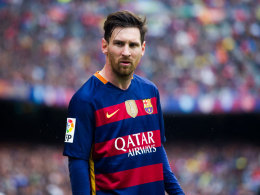 Nach missgl�ckter Kampagne: Bleibt Messi bis 2021?
