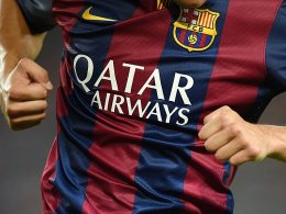 Bar�a verl�ngert Sponsorvertrag mit Qatar Airways