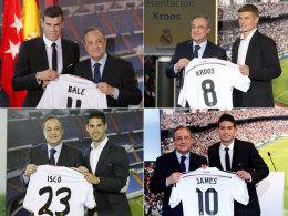 Real und Perez: Ein Sommer ohne große Stars?