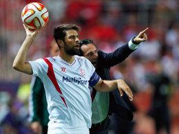 Nach Emery, Coke und Gameiro: Sevilla am Scheideweg