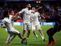 Carvajals Solo beschert Real den UEFA Supercup