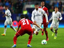 Auf zu alten Ufern: Alvaro Morata bekommt bei Real Madrid seine zweite Chance.