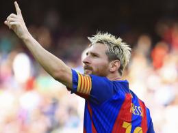 6:2! Messi und Suarez in Torlaune
