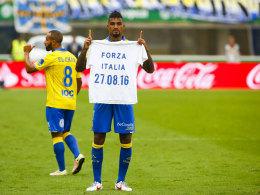 Las Palmas d�piert Bar�a und Real - Strafe f�r Boateng?