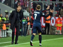 Barça-Zug, Griezmanns Anruf und Ronaldos Drohung