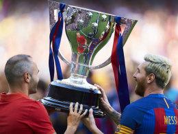 Simeone-Schreck, Iniestas traurige 20 und Messis vorletztes