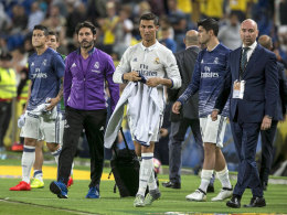 Vor Dortmund: Ronaldo stocksauer auf Zidane
