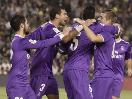 Kroos' Service, Ronaldos Erlösung: Real antwortet mit 6:1