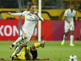 Nach Kroos auch Modric: Real bindet die Zentrale