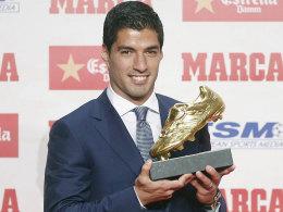 Suarez erhält