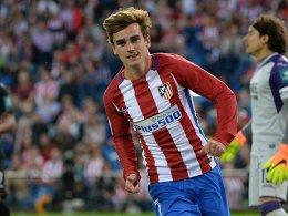 Der beste Spieler in Spanien heißt Griezmann