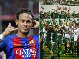 FC Barcelona empfängt Chapecoense zum Testspiel