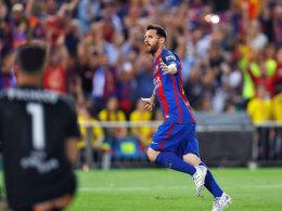 Einigung getroffen: Messi verlängert in Barcelona bis 2021!